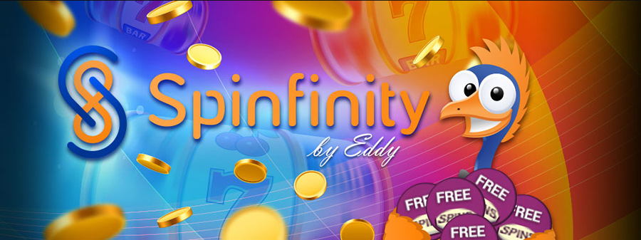 Infinite spins, infinite fun with Spinfinity by Eddy
